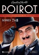 Постер Пуаро 8 сезон