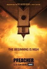 Постер Проповедник 1 сезон