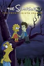 Постер Симпсоны 29 сезон