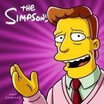 Постер Симпсоны 30 сезон
