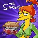 Постер Симпсоны 31 сезон