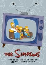 Постер Симпсоны 1 сезон
