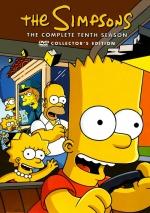 Постер Симпсоны 10 сезон