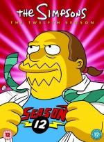Постер Симпсоны 12 сезон