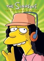 Постер Симпсоны 15 сезон