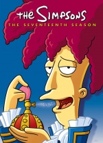Постер Симпсоны 17 сезон