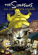 Постер Симпсоны 18 сезон