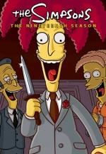 Постер Симпсоны 19 сезон