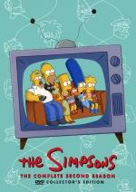 Постер Симпсоны 2 сезон