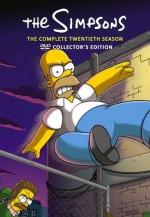 Постер Симпсоны 20 сезон
