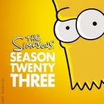 Постер Симпсоны 23 сезон