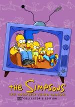 Постер Симпсоны 3 сезон