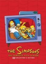 Постер Симпсоны 5 сезон