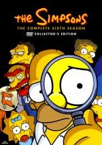 Постер Симпсоны 6 сезон