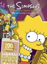 Постер Симпсоны 9 сезон