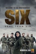 Постер Шесть 2 сезон