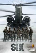 Постер Шесть 1 сезон