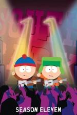 Постер Южный Парк 11 сезон