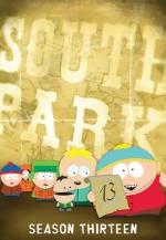 Постер Южный Парк 13 сезон