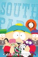 Постер Южный Парк 15 сезон