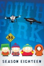 Постер Южный Парк 18 сезон
