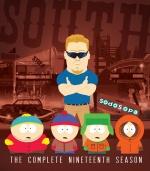 Постер Южный Парк 19 сезон