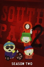 Постер Южный Парк 2 сезон
