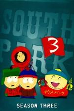 Постер Южный Парк 3 сезон