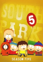 Постер Южный Парк 5 сезон