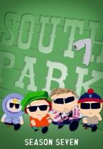 Постер Южный Парк 7 сезон