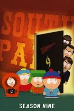 Постер Южный Парк 9 сезон