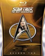 Постер Звездный путь: Следующее поколение 2 сезон