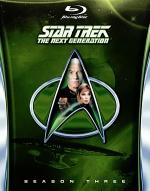 Постер Звездный путь: Следующее поколение 3 сезон