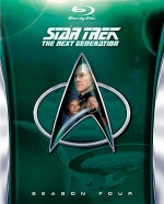Постер Звездный путь: Следующее поколение 4 сезон
