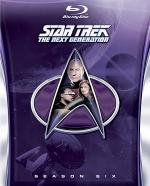 Постер Звездный путь: Следующее поколение 6 сезон