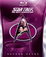 Постер Звездный путь: Следующее поколение 7 сезон