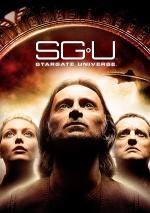 Постер Звездные врата: Вселенная 1 сезон