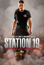 Постер Пожарная часть 19 1 сезон