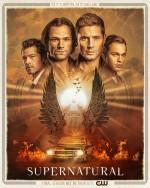 Постер Сверхъестественное 15 сезон