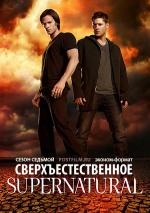 Постер Сверхъестественное 7 сезон