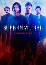 Постер Сверхъестественное 10 сезон