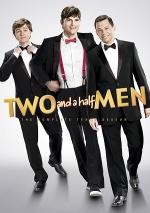 Постер Два с половиной человека 10 сезон