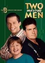 Постер Два с половиной человека 3 сезон