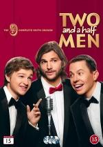 Постер Два с половиной человека 9 сезон