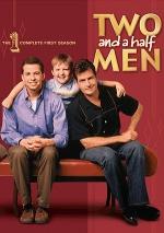 Постер Два с половиной человека 1 сезон