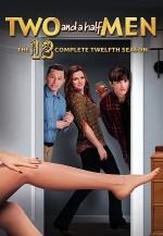 Постер Два с половиной человека 12 сезон