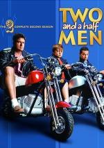 Постер Два с половиной человека 2 сезон