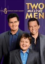 Постер Два с половиной человека 4 сезон