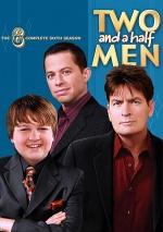 Постер Два с половиной человека 6 сезон