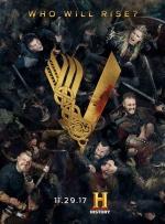 Постер Викинги 5 сезон